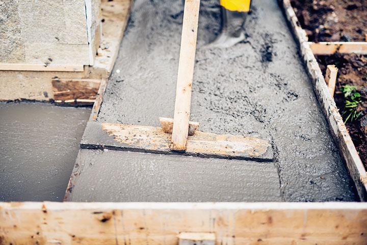 concrete contractors Provo