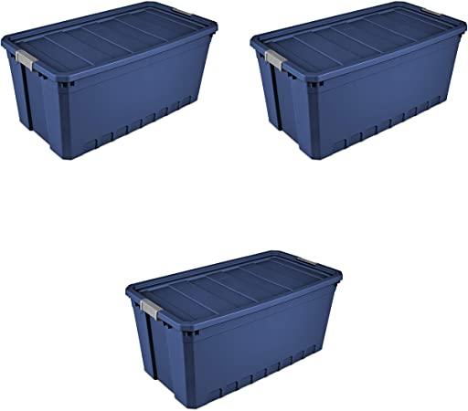 contenedores de plastico