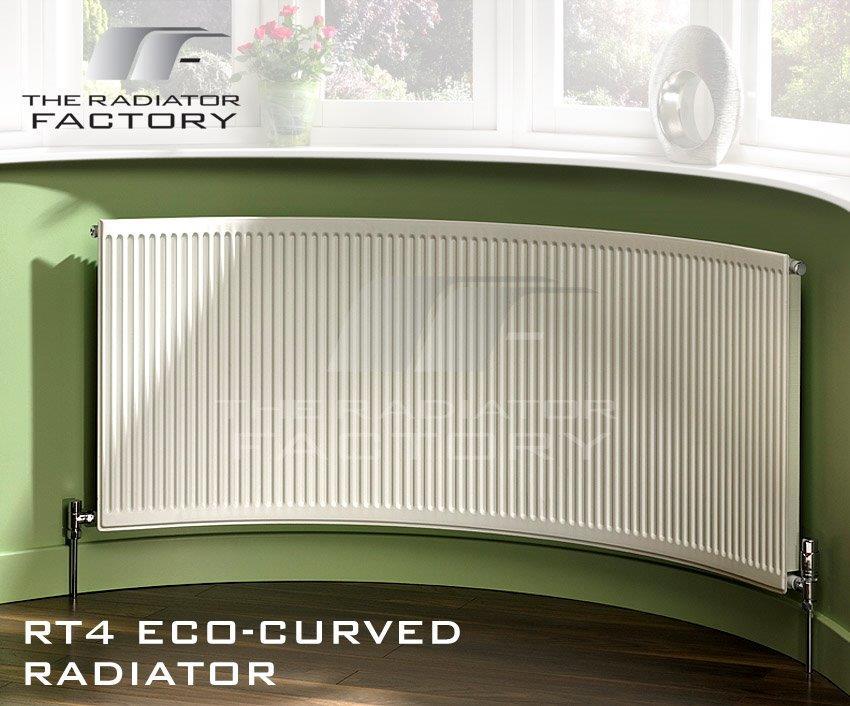 curved radiators